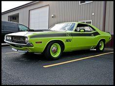 1970 Dodge Challenger T/A Replica    #MecumINDY