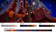Christmas Week The Nightmare Before Christmas, 1993 Cinematography: Pete Kozachik