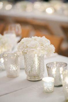 Silver details: http://www.stylemepretty.com/texas-weddings/austin/2014/07/30/elegant-austin-wedding-at-one-world-theater/   Photography: Caroline Joy - http://carolinejoy.com/
