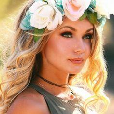 boho makeup for photo shoot - Google Search