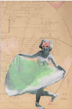 "danielle hession - ""imaginary friends"" series"