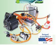 coches electricos, motor vehiculo electrico, conversiones,empresa de carros electricos: Cual es el mejor motor para un auto eléctrico?