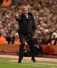 Jurgen Klopp faced Rubin Kazan during his first game at Anfield