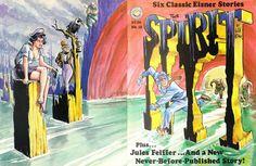 The Spirit Magazine 18 Cover - Will Eisner