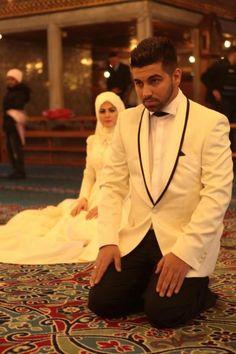Masha'Allah .. #PerfectMuslimWedding.com