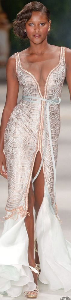 Samuel Cirnansck Spring 2016 RTW, dress to impress Haute Couture Dresses, Couture Fashion, Runway Fashion, Fashion Beauty, Fashion Spring, Lagerfeld, Glamour, Beautiful Gowns, Portraits