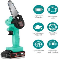 Elektrická ručná píla BRENCHIE Mini, Outdoor Power Equipment, Home Appliances, Products, Shape, Chain Saw, Garden Types, Chainsaw, Green Houses