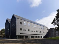 City College Norwich in Norwich by BDP Professions