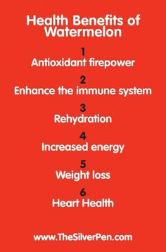 Check out these amazing health benefits of watermelon so you know how youre helping your body whenever you eat it!