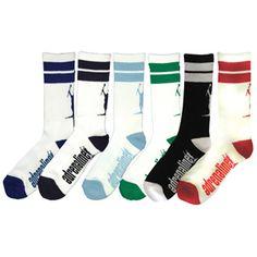 Adrenaline Crew Socks