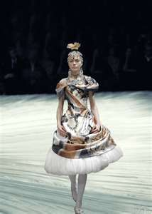 Image Search Results for alexander mcqueen fall 2004