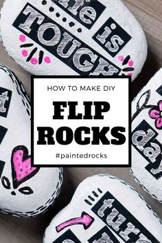 Pebble Painting, Rock Painting, Diy Painting, How To Make Rocks, How To Make Diy, Rock Crafts, Diy Crafts, Painted Pebbles, Kindness Rocks