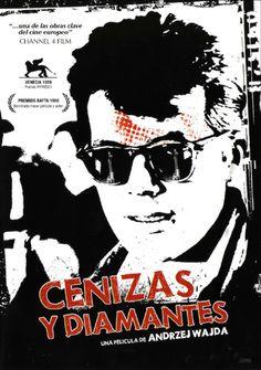 Cenizas y diamantes (1958) Polonia. Dir: Andrzej Wajda. Drama. Romance. II Guerra Mundial - DVD CINE 1002