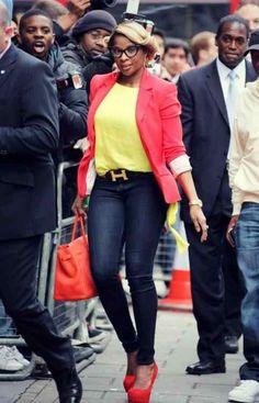 Amarillo+++++ Rojo!!!