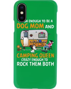 Tough enough to be a dog mom and camping queen tee - Kelly bwca camping, friendsmas gifts, amazing gifts #dishscrubbie #nylonnetscrubbies #airstream, dried orange slices, yule decorations, scandinavian christmas Camping Items, Camping Places, Camping Gifts, Diy Camping, Outdoor Gifts, Dried Oranges, Yule Decorations, Orange Slices, Scandinavian Christmas