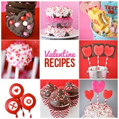 Free Valentine's Day Printable Treat Bag Toppers - Love From The Oven