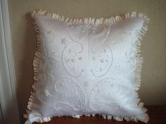Wedding Dress Pillows & Blanket - bookerbunch's posterous