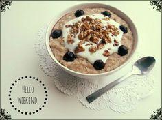 My breakfast today! Source: http://theblogger-girl.blogspot.sk/