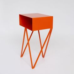 &new Mini Robot Side Table-Orange | &new-mini-robot-Orange | £310.00