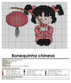 Meu Cantinho: Gráficos Bonequinhas Japonesas Mais