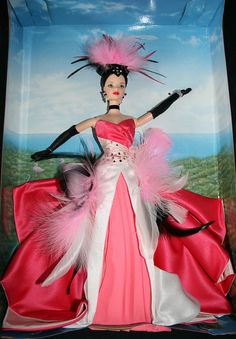 Birds of Beauty - The Flamingo Barbie (1998)