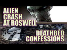 Roswell UFO Crash Deathbed Confessions - Don Schmitt - FREE MOVIE