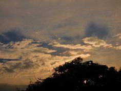 Instantes Fotográficos...Momentos Camara : #Clouds Atardecer en #Maspalomas #GranCanaria
