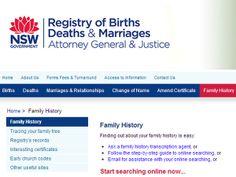 45 Best Genealogy - Australia - Resources images | Genealogy, Family