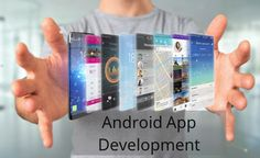 Benefits of Using Android App Services for Your Product Since smartphones supporting Android are being used extensively these days, it is a viable decision to. Mobile Application Design, Mobile Application Development, Mobile App Design, Mobile App Development Companies, Web Development Company, Ios App, Buy Smartphone, Best Phone, New Things To Learn
