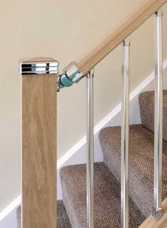 Solution Stair Parts Bundle 1200mm Rake Kit