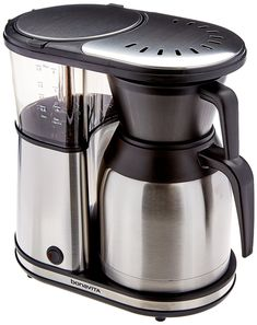 Bonavita BV1900TS 8-Cup Carafe Coffee Brewer, Stainless Steel * Read more  at the image link.