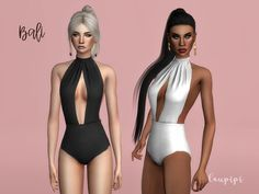 This is my first bodysuit  Found in TSR Category 'Sims 4 Female Everyday'