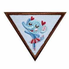 BROWNIE DANCER BADGE. Do your feet start to tap when you hear a great song? Get ready to jump up and move to the beat in this badge. You'll learn fun warm-ups, perform steps from new dances, and make a dance of your very own.