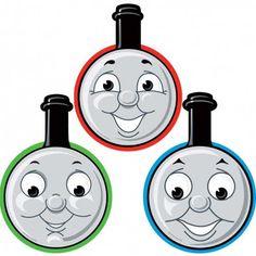 """""""Thomas"""" party PRINTABLE"""