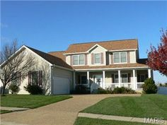 2481 Bear Creek Dr, Wentzville 63385 ~ 4 bedroom, 2.5 bath home SOLD by OneSource listing agent Pat Daffron!