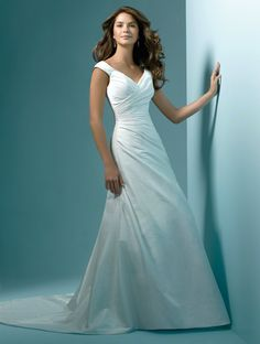 Alfred Angelo dress style 1148