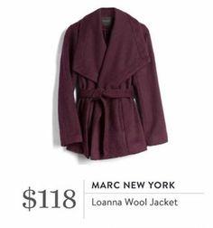 Marc New York Loanna Jacket