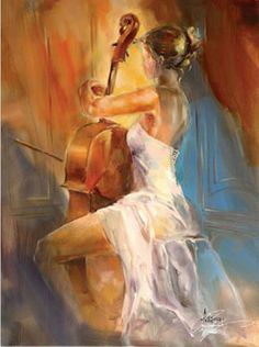 beauty, love and soul: Anna Razumovskaya Painting Anna Razumovskaya, Beautiful Paintings, Romantic Paintings, Love Art, Female Art, Amazing Art, Amazing Women, Urban Art, Painting & Drawing