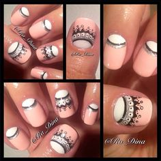 I don't know if there is any human being who could actually do nails like this.