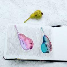 Watercolor, Instagram, Pen And Wash, Watercolor Painting, Watercolour, Watercolors, Watercolour Paintings