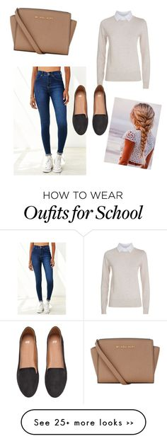 """""""Very cute look for school!"""" by solnce9815 on Polyvore"""