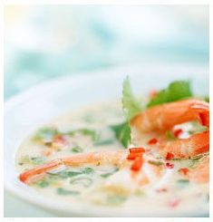 Hulett's Recipe for Coconut Prawn and Lemongrass Soup. Lemongrass Soup, Coconut Prawns, Lemon Salt, Soup For The Soul, Canned Coconut Milk, Gluten Free Chicken, Food N, Evening Meals, Lemon Grass