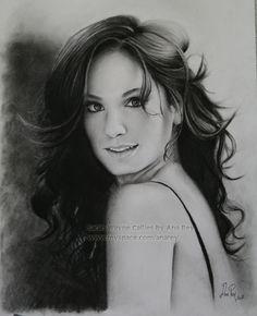 Sarah Wayne Callies by diablana81.deviantart.com on @deviantART