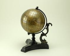 Mundial Brass Old World Globe - €127,47 EUR