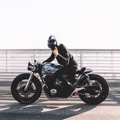 Honda CB750 Cafe Racer Custom