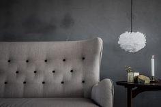 Lampa wisząca Eos Micro - biała - Vita Copenhagen