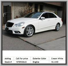2011 Mercedes-Benz E-Class E350 4MATIC Luxury Sedan  Driver Knee Airbags, Front And Rear Suspension Stabilizer Bars, Total Number Of Speakers: 8, Fuel Consumption: City: 17 Mpg, Coil Front Spring, Overall Width: 75.9, Curb Weight: 3, Vehicle Emissions: Ulev Ii, Instrumentation: Low Fuel Level, Speed-Proportional Power Steering, Wheel Width: 8, Center Console: Full With Covered Storage, Front Fog/Driving Lights