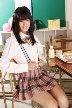 School Girl Fancy Dress, Japanese School Uniform Girl, School Uniform Fashion, School Girl Japan, School Girl Outfit, School Uniform Girls, Cute Asian Girls, Beautiful Asian Girls, Cute Girls