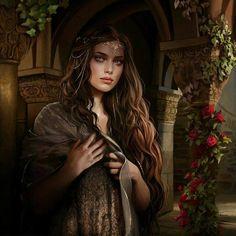 f npc Noble Castle garden beautiful girl, fantasy, book inspiration Fantasy Girl, Foto Fantasy, Fantasy Magic, Chica Fantasy, Fantasy Women, Fantasy Princess, Princess Anna, Character Portraits, Character Art