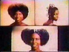 Afro sheen commercial - YouTube